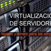 servidores virtualización